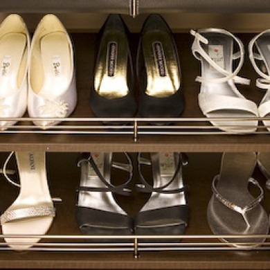 Shoe Shelf Fences